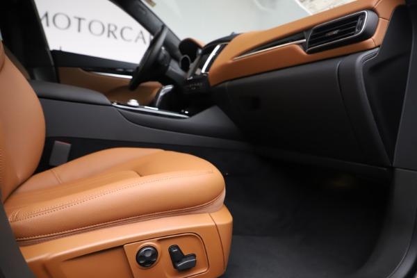 New 2020 Maserati Levante Q4 for sale $79,935 at Maserati of Westport in Westport CT 06880 23