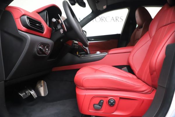 New 2020 Maserati Levante S Q4 GranSport for sale $101,085 at Maserati of Westport in Westport CT 06880 18