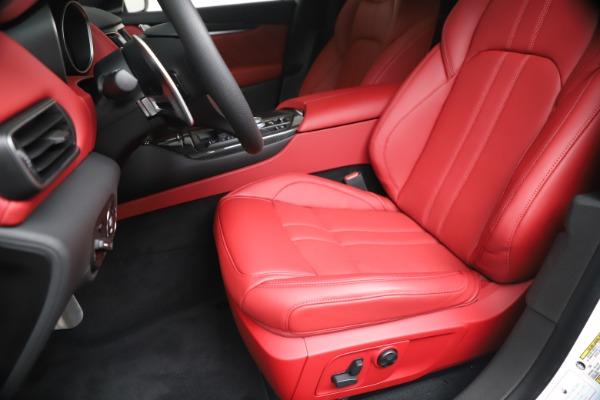 New 2020 Maserati Levante S Q4 GranSport for sale $101,085 at Maserati of Westport in Westport CT 06880 19