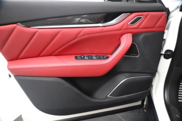 New 2020 Maserati Levante S Q4 GranSport for sale $101,085 at Maserati of Westport in Westport CT 06880 20