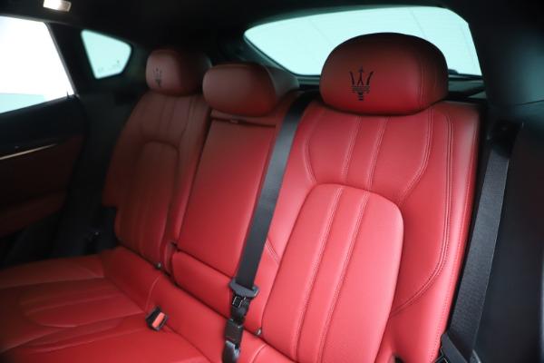 New 2020 Maserati Levante S Q4 GranSport for sale $101,085 at Maserati of Westport in Westport CT 06880 22