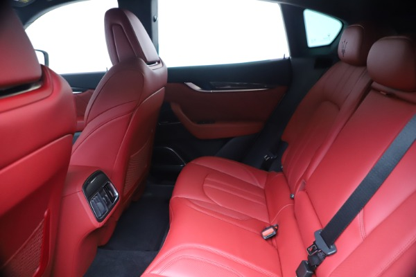 New 2020 Maserati Levante S Q4 GranSport for sale $101,085 at Maserati of Westport in Westport CT 06880 23
