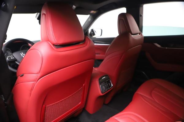 New 2020 Maserati Levante S Q4 GranSport for sale $101,085 at Maserati of Westport in Westport CT 06880 24