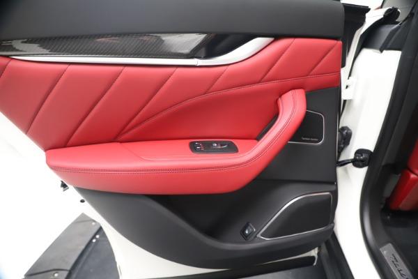 New 2020 Maserati Levante S Q4 GranSport for sale $101,085 at Maserati of Westport in Westport CT 06880 25