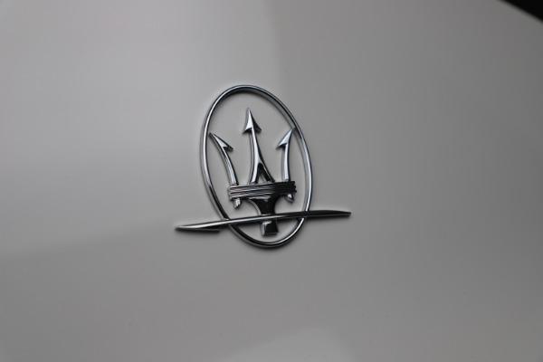 New 2020 Maserati Levante S Q4 GranSport for sale $101,085 at Maserati of Westport in Westport CT 06880 26