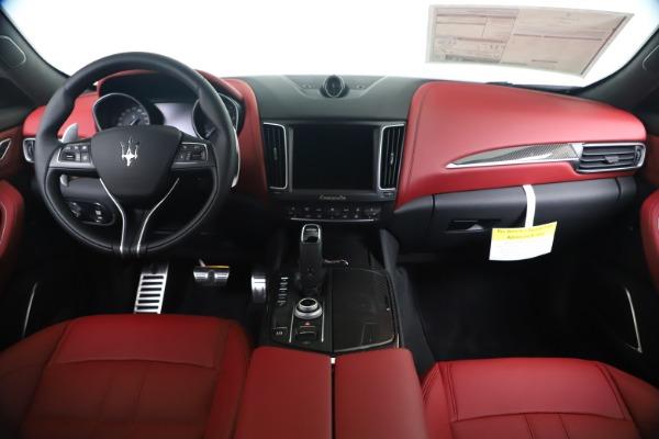 New 2020 Maserati Levante S Q4 GranSport for sale $101,085 at Maserati of Westport in Westport CT 06880 27