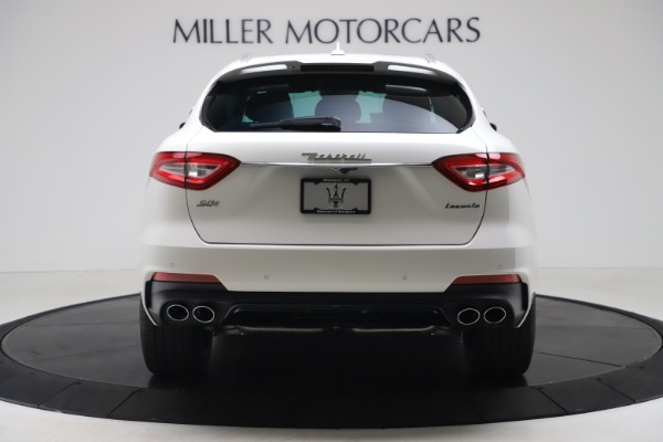 New 2020 Maserati Levante S Q4 GranSport for sale $101,085 at Maserati of Westport in Westport CT 06880 6