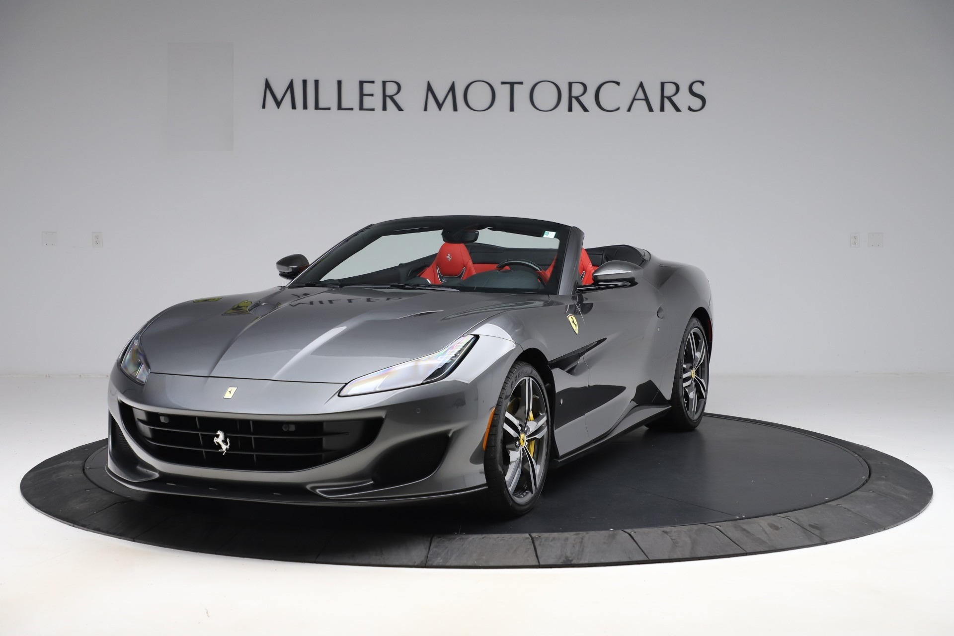 Used 2019 Ferrari Portofino for sale $231,900 at Maserati of Westport in Westport CT 06880 1