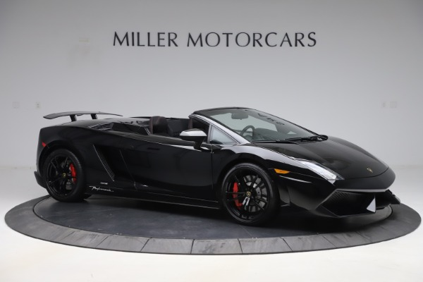 Used 2013 Lamborghini Gallardo LP 570-4 Spyder Performante for sale Call for price at Maserati of Westport in Westport CT 06880 10