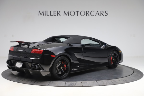 Used 2013 Lamborghini Gallardo LP 570-4 Spyder Performante for sale Call for price at Maserati of Westport in Westport CT 06880 15