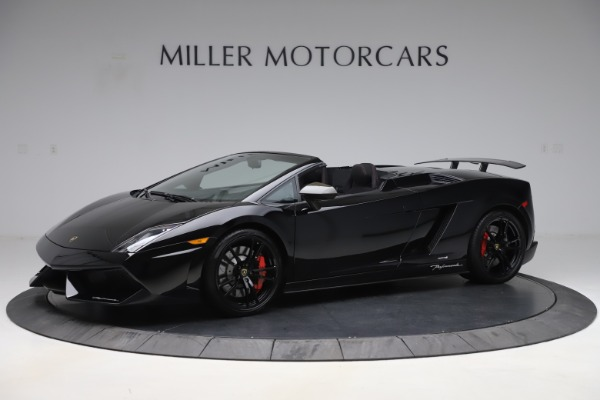Used 2013 Lamborghini Gallardo LP 570-4 Spyder Performante for sale Call for price at Maserati of Westport in Westport CT 06880 2