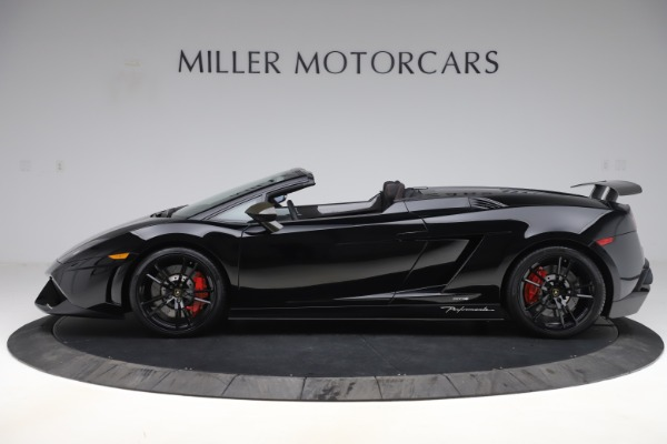 Used 2013 Lamborghini Gallardo LP 570-4 Spyder Performante for sale Call for price at Maserati of Westport in Westport CT 06880 3