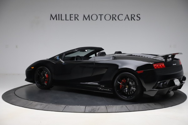 Used 2013 Lamborghini Gallardo LP 570-4 Spyder Performante for sale Call for price at Maserati of Westport in Westport CT 06880 4