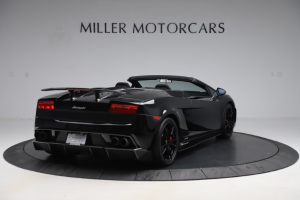 Used 2013 Lamborghini Gallardo LP 570-4 Spyder Performante for sale Call for price at Maserati of Westport in Westport CT 06880 7