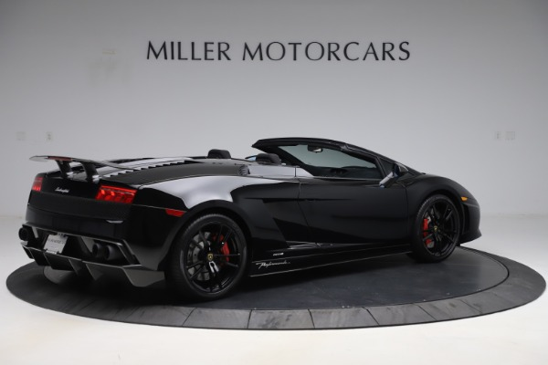 Used 2013 Lamborghini Gallardo LP 570-4 Spyder Performante for sale Call for price at Maserati of Westport in Westport CT 06880 8