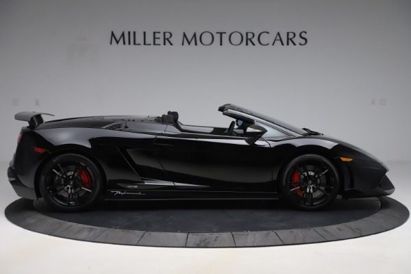 Used 2013 Lamborghini Gallardo LP 570-4 Spyder Performante for sale Call for price at Maserati of Westport in Westport CT 06880 9