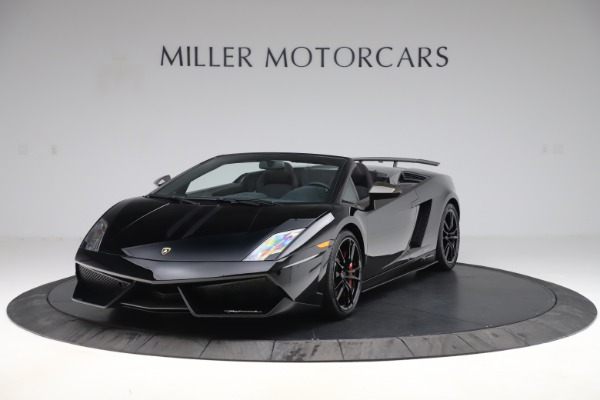 Used 2013 Lamborghini Gallardo LP 570-4 Spyder Performante for sale Call for price at Maserati of Westport in Westport CT 06880 1