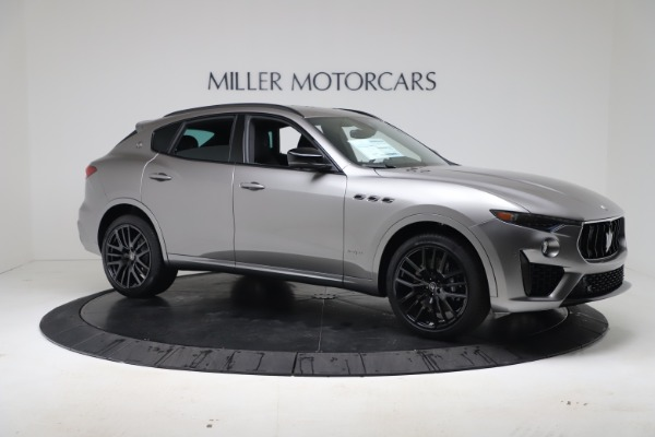 New 2020 Maserati Levante S Q4 GranSport for sale $102,285 at Maserati of Westport in Westport CT 06880 10