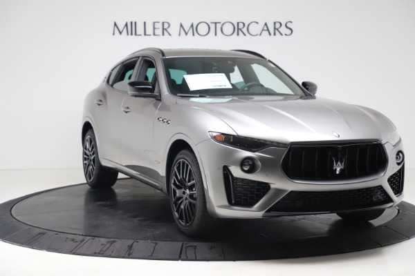 New 2020 Maserati Levante S Q4 GranSport for sale $102,285 at Maserati of Westport in Westport CT 06880 11