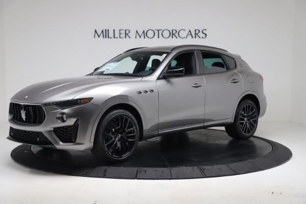 New 2020 Maserati Levante S Q4 GranSport for sale $102,285 at Maserati of Westport in Westport CT 06880 2
