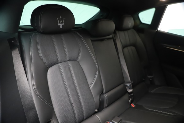 New 2020 Maserati Levante S Q4 GranSport for sale $102,285 at Maserati of Westport in Westport CT 06880 26