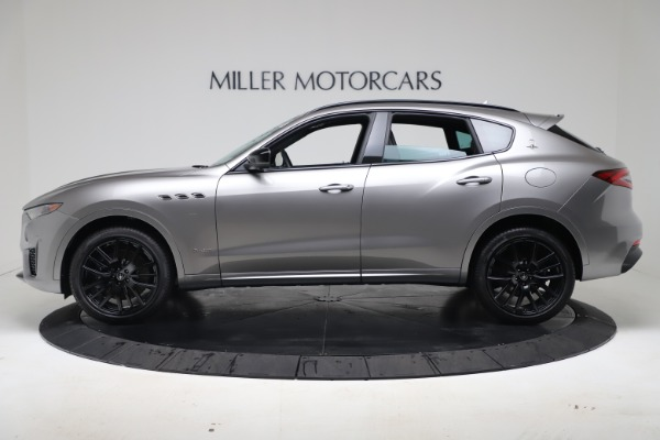 New 2020 Maserati Levante S Q4 GranSport for sale $102,285 at Maserati of Westport in Westport CT 06880 3