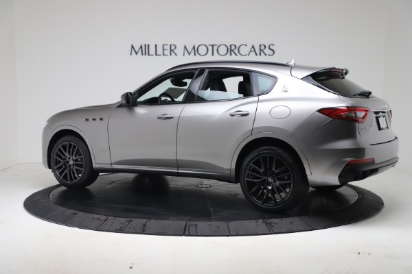 New 2020 Maserati Levante S Q4 GranSport for sale $102,285 at Maserati of Westport in Westport CT 06880 4
