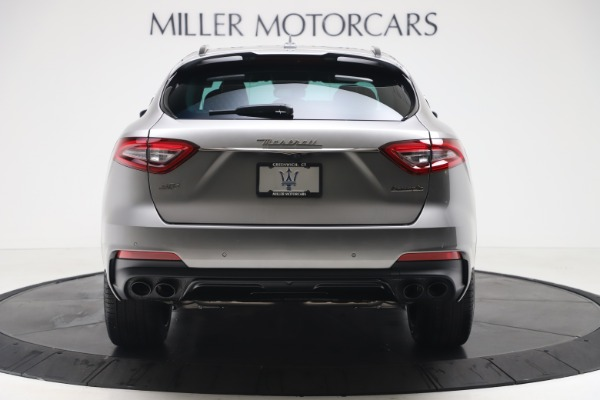 New 2020 Maserati Levante S Q4 GranSport for sale $102,285 at Maserati of Westport in Westport CT 06880 6