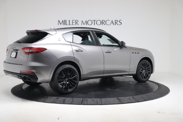 New 2020 Maserati Levante S Q4 GranSport for sale $102,285 at Maserati of Westport in Westport CT 06880 8