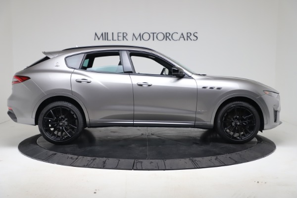 New 2020 Maserati Levante S Q4 GranSport for sale $102,285 at Maserati of Westport in Westport CT 06880 9