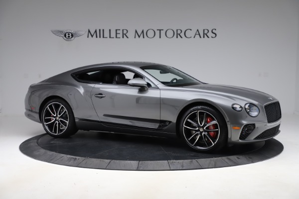 New 2020 Bentley Continental GT W12 for sale $283,305 at Maserati of Westport in Westport CT 06880 10