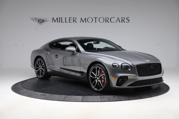 New 2020 Bentley Continental GT W12 for sale $283,305 at Maserati of Westport in Westport CT 06880 11