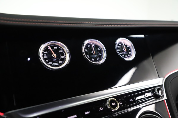 Used 2020 Bentley Continental GT W12 for sale $269,900 at Maserati of Westport in Westport CT 06880 24