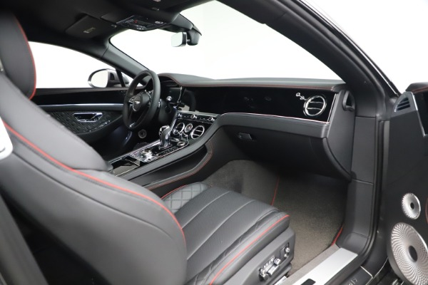 New 2020 Bentley Continental GT W12 for sale $283,305 at Maserati of Westport in Westport CT 06880 26