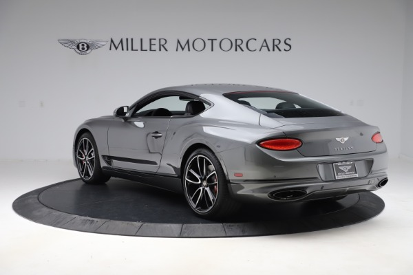 New 2020 Bentley Continental GT W12 for sale $283,305 at Maserati of Westport in Westport CT 06880 5