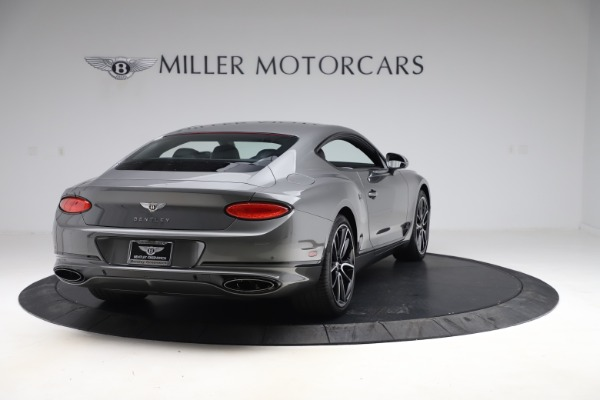 New 2020 Bentley Continental GT W12 for sale $283,305 at Maserati of Westport in Westport CT 06880 7
