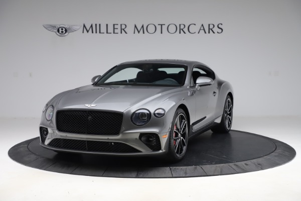 New 2020 Bentley Continental GT W12 for sale $283,305 at Maserati of Westport in Westport CT 06880 1