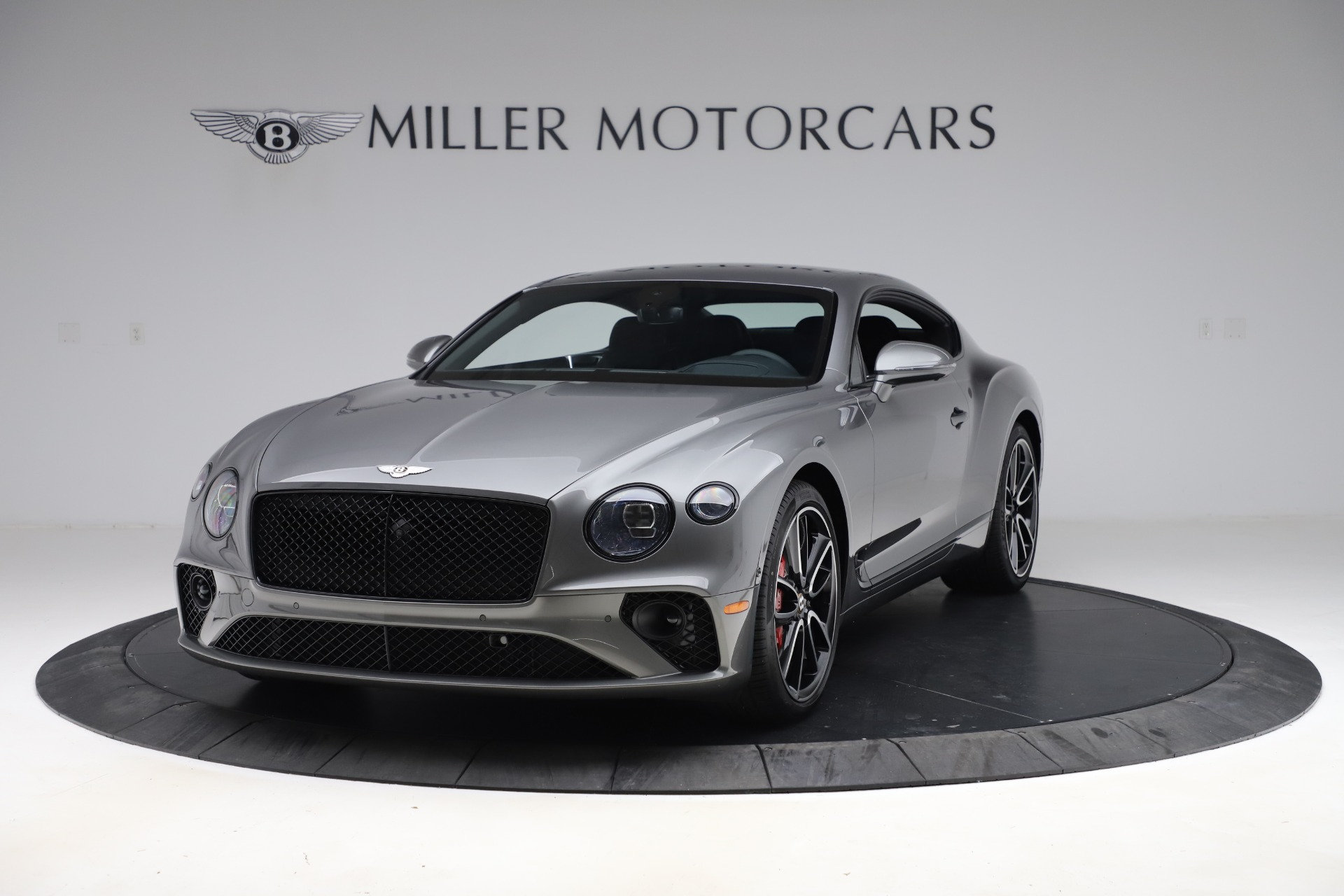 New 2020 Bentley Continental GT W12 for sale Sold at Maserati of Westport in Westport CT 06880 1