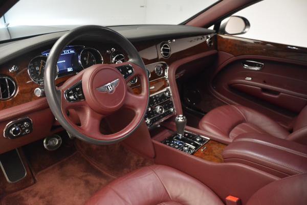 Used 2011 Bentley Mulsanne for sale Sold at Maserati of Westport in Westport CT 06880 15