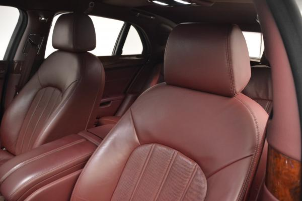 Used 2011 Bentley Mulsanne for sale Sold at Maserati of Westport in Westport CT 06880 16