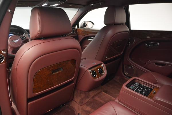 Used 2011 Bentley Mulsanne for sale Sold at Maserati of Westport in Westport CT 06880 17