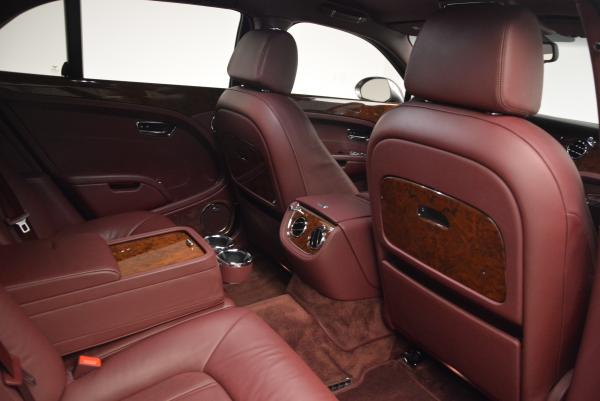 Used 2011 Bentley Mulsanne for sale Sold at Maserati of Westport in Westport CT 06880 28