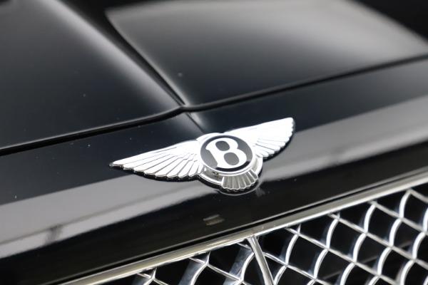 Used 2017 Bentley Bentayga W12 for sale $139,900 at Maserati of Westport in Westport CT 06880 14