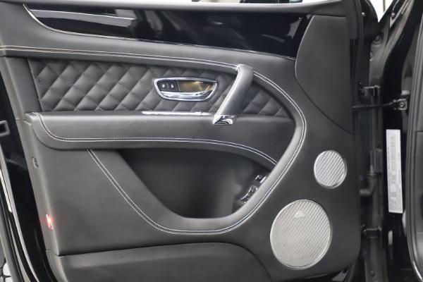Used 2017 Bentley Bentayga W12 for sale $139,900 at Maserati of Westport in Westport CT 06880 16