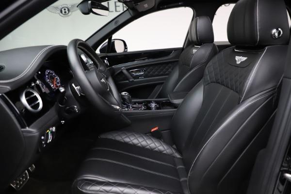 Used 2017 Bentley Bentayga W12 for sale $139,900 at Maserati of Westport in Westport CT 06880 18