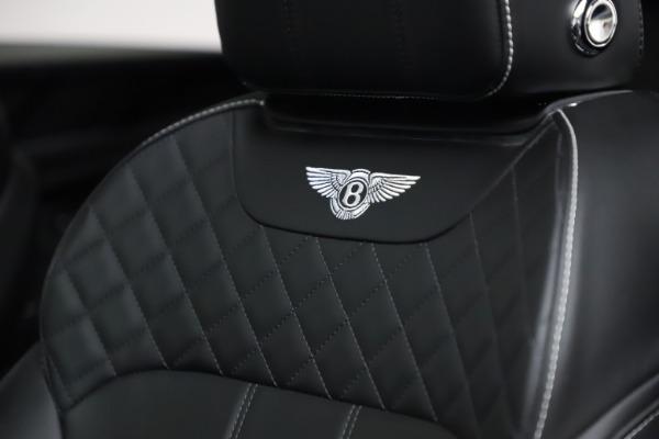Used 2017 Bentley Bentayga W12 for sale $139,900 at Maserati of Westport in Westport CT 06880 20
