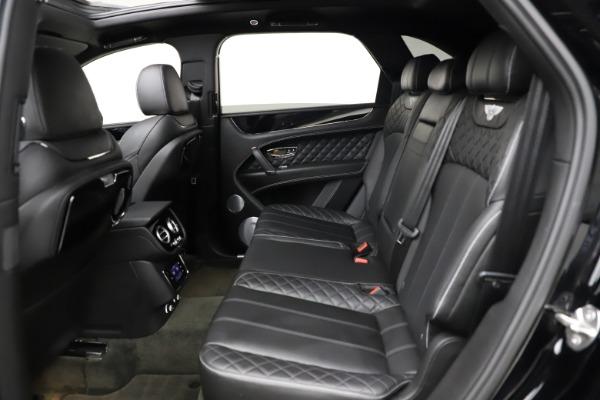 Used 2017 Bentley Bentayga W12 for sale $139,900 at Maserati of Westport in Westport CT 06880 22