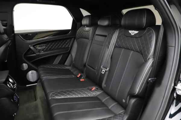 Used 2017 Bentley Bentayga W12 for sale $139,900 at Maserati of Westport in Westport CT 06880 23