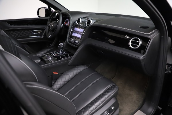 Used 2017 Bentley Bentayga W12 for sale $139,900 at Maserati of Westport in Westport CT 06880 25