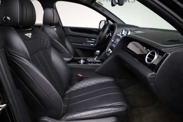 Used 2017 Bentley Bentayga W12 for sale $139,900 at Maserati of Westport in Westport CT 06880 26